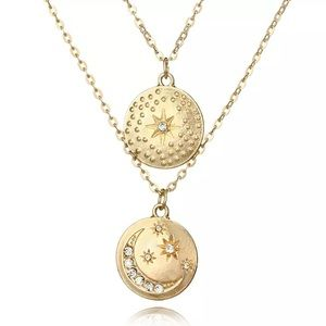Jewelry - Solstice Moon Necklace